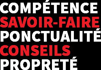 Image Bandeau Nos valeurs